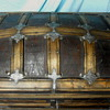 Romadka Brothers True Cross Slat trunk 1880's