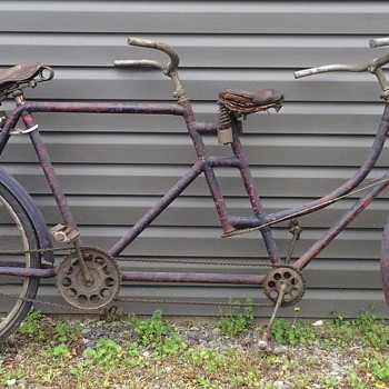 mystery tandem Bike - Sporting Goods