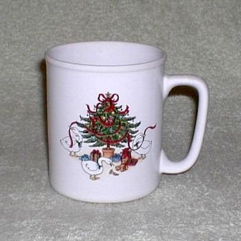 Christmas Tree Coffee Mug - Christmas