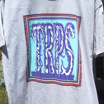 TRPS t-shirt by Lee Conklin - Mens Clothing