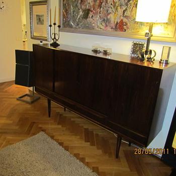 Gunni Oman High Board - Furniture