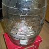 Gem Dandy Electric Churn glass churning jar