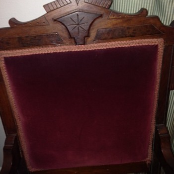 Is this chair French ? - Victorian Era