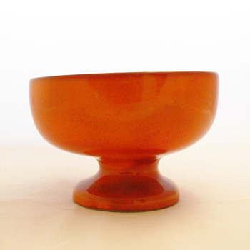 Footed bowl, Jacques and Dani Ruelland (ca. 1960) - Pottery