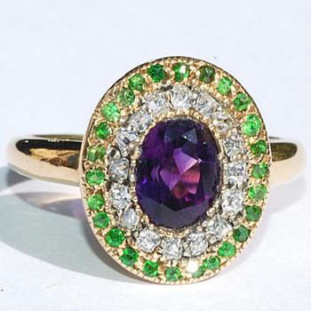 Demented Garnets -- Part 2 - Fine Jewelry