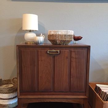 Lane Record Cabinet - Furniture
