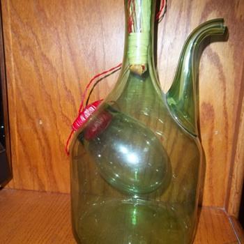 Mystery Glass Bottle - Bottles
