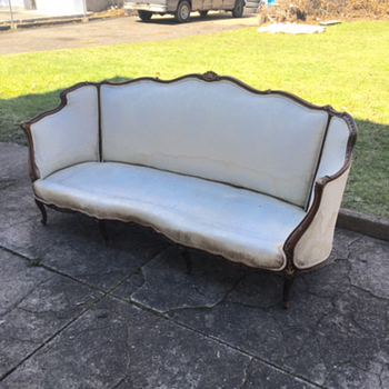 Louis xv canapé  - Furniture