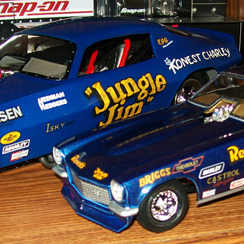 Jungle Jim Liberman models - Model Cars
