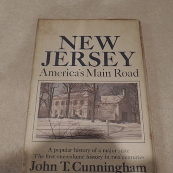 New Jersey America's Main Road by John T. Cunningham