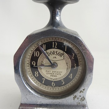 Dorson Jr. Date/Time Stamp Clock