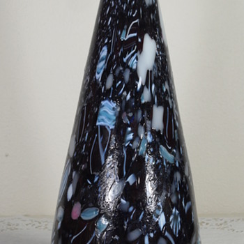 Confetti Vase - Art Glass