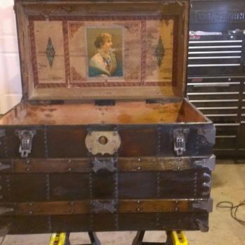 C. A. Taylor Trunk - Furniture