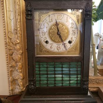 My Mission Style Clock - Clocks