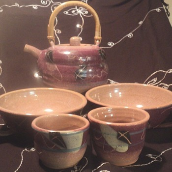 Fred Farr pottery