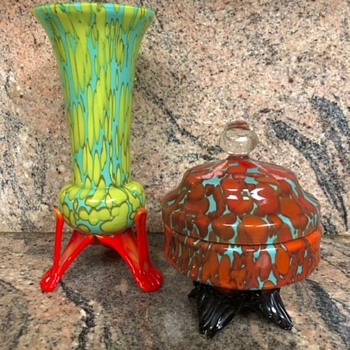 Welz - Bi-color - Art Glass