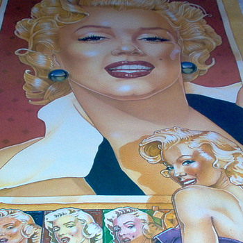 marilyn monroe poster - Movies