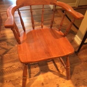 Grandma's Table - chairs