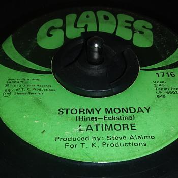 45 RPM SINGLE....#145 - Records