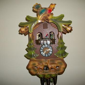 one day cuckoo clock