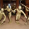 Marx 6 Inch World War II US Marines 1960s