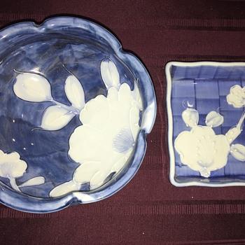 Pretty pottery - Asian
