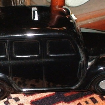 London Taxi Cab Bank - Coin Operated