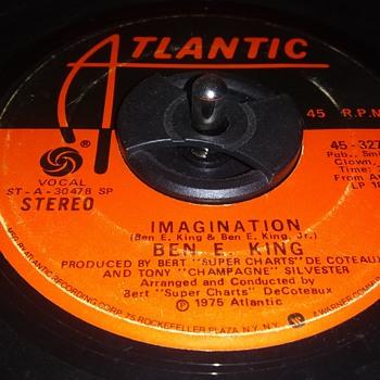 45 RPM SINGLE....#153 - Records