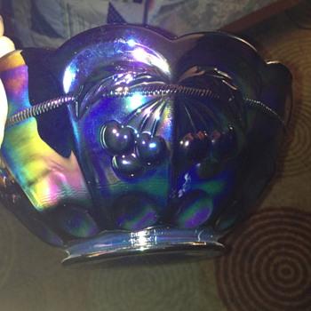 Cherry Bowl  - Glassware