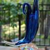 Glass cornucopia from Japan