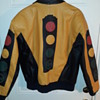 my leather TRAFFIC LIGHT jacket