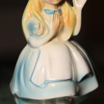 Alice in Wonderland 1960 Figurine