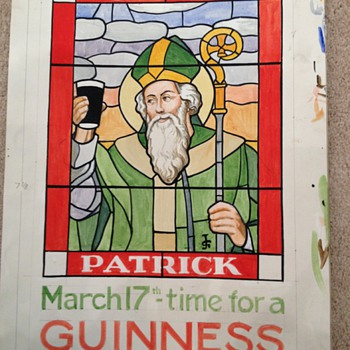 Happy St patrick day - with a guinness twist!
