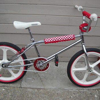 Boss 80's BMX, Time Capsul! - Sporting Goods