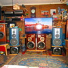 Man Cave Victor Sound System.