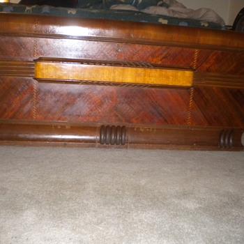 new find, cavalier cedar chest - Furniture