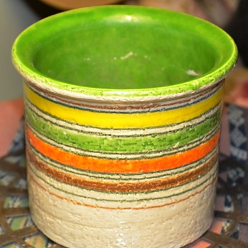 another Mid-Century Bitossi for Raymor Piece - Pottery