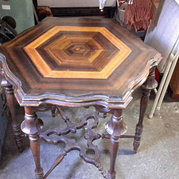 great grandfather's table - Furniture