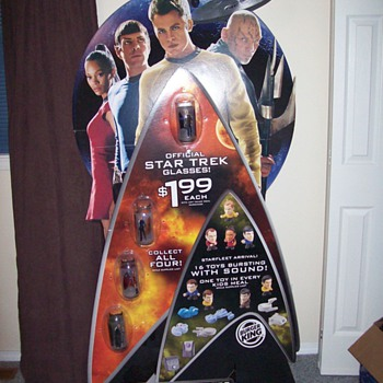 trekkie display