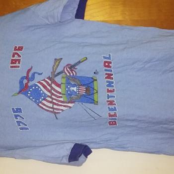 Vintage Bicentennial shirt