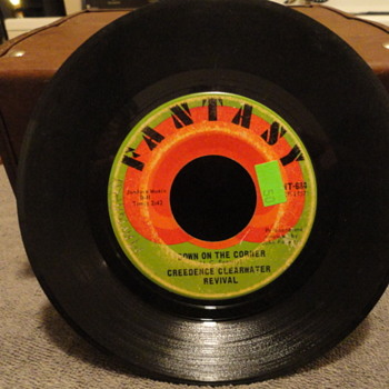 Creedence Clearwater Revival 45