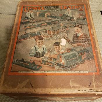 Old Time Lionel! - Model Trains