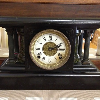 My inherited clock