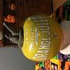 Howel's Orange Julep syrup dispencer