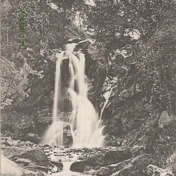 VALLEY OF DESOLATION - BOLTON c 1900 - Postcards