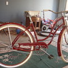 Sunshine Bicycle 1955 0r 1956   Massey Harris