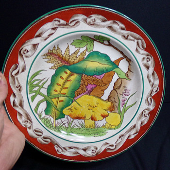 Wedgwood Mushroom Plate???? - China and Dinnerware