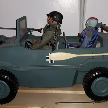 1/6th Scale Ultimate Soldier Vehicles Fits GI Joe - Model Cars