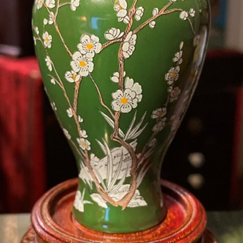Miniature Vase - Japanese or Chinese? - Asian