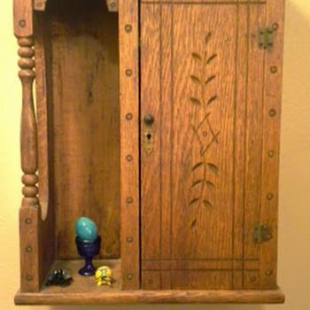 Medicine Cabinet Mystery! - Furniture